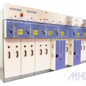 Fluokit - Tableau modulaire pour la distribution d'electricité secondaire