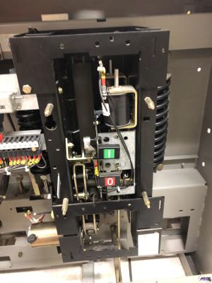 Maintenance disjoncteur et contacteur HTA Schneider Electric - Commande FG2 avant maintenance