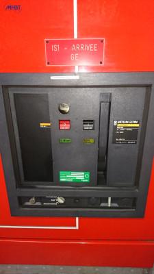 BT MasterPact - Remplacement du disjoncteur au siège de EUROGEM