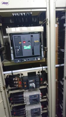 Maintenance BT MasterPact du disjoncteur de SAFET