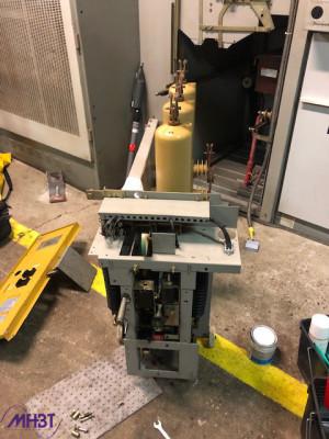 Maintenance disjoncteur et contacteur HTA Schneider Electric - Merlin Gerin FB