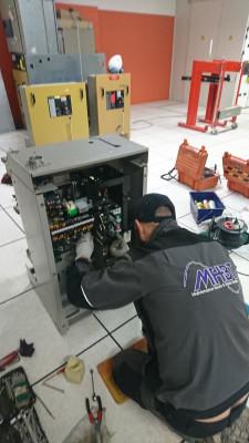 Maintenance disjoncteur et contacteur HTA Schneider Electric - Merlin Gerin
