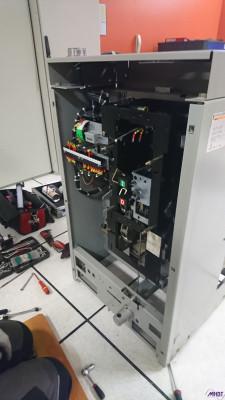 Maintenance disjoncteur et contacteur HTA Schneider Electric - Merlin Gerin FG2