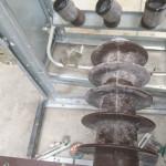 Maintenance Tableau HTA Schneider Electric - Fluokit connexion ampoule