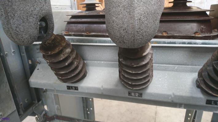Maintenance Tableau HTA Schneider Electric - Fluokit M24 ampoule HS