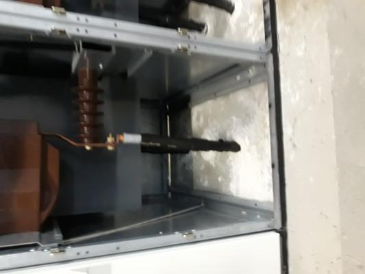 Maintenance Tableau HTA Schneider Electric - bas de cellule SM6 point neutre