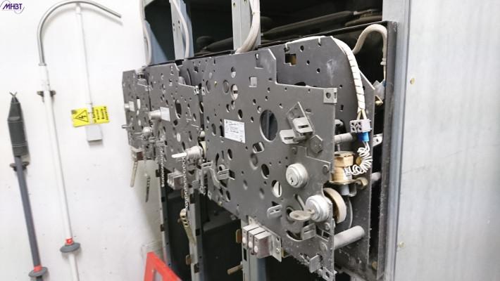 Maintenance Tableau HTA Schneider Electric FLUOKIT M24 - commande ouverte
