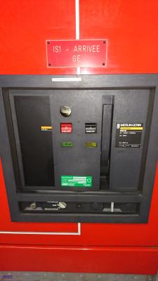 Maintenance disjoncteur BT Schneider Electric